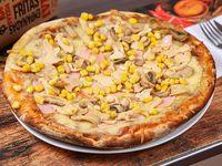 Pizzeta típica especial