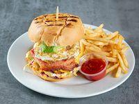 Q´ Paso Ayer Burger
