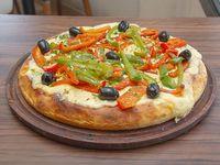Pizza de ajíes