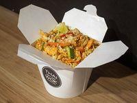 Box de curry rojo (tamaño normal)