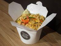 Box de curry verde (tamaño normal)