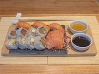Combinado de salmón I (14 unidades)
