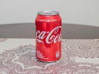 Gaseosa Coca Cola en lata 355 ml