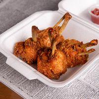 Chupetitas de pollo (4 piezas)