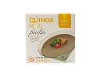 Pudín Quinoa