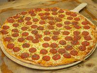 Pizza al pepperoni entera 40 cm