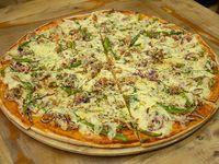 Pizza Torte de carne di pollo entera 40 cm