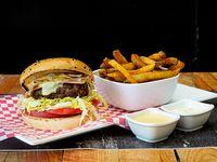 Nothing Else Matters Burger