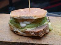 Sándwich mechada brasileña
