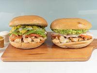 Promoción - 2 sándwiches a elección de ave