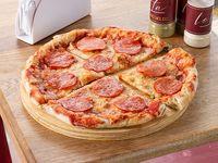 Pizza Pepperoni de 24 cms.
