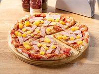 Pizza Hawai de 24 cms.