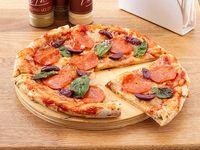 Pizza del Puerto de 40 cms.