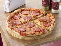 Pizza Pepperoni de 35 cms.