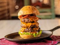 Burger Tower Therre