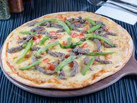 Pizza criolla individual