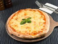 Pizza margherita individual