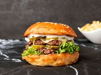 Burger La De Pepinillos