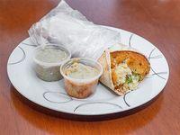 Sándwich de falafel vegano Nur