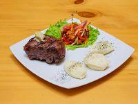 Steak a la Plancha