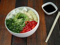 Gohan vegetariano