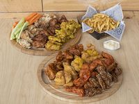 Combo Wings 84 Alitas