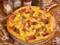 Pizza Favorita César Opes 4 Piezas