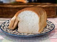 Pan lácteo blanco (2 unidades)