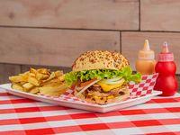 Burger La Pechugona