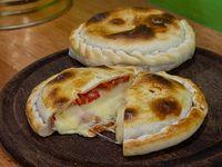 Tarta de jamón y queso (individual)