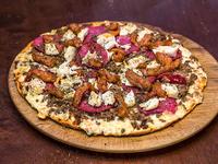 Pizza pequeña capriccio