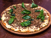 Pizza pequeña Margarita