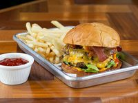 Unido Burger Doble