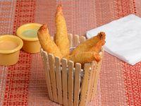 Camarón mozzarella furay (5 unidades)