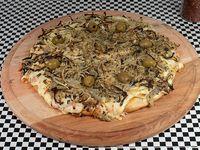 Pizza mediana 32 cm fugazza