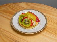 Pancake el primero