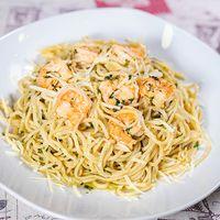 Spaghetti de mar