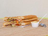 Sandwich de Cordero
