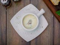 Crema de Pollo y Champignones
