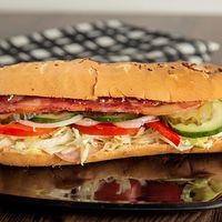 Sándwich Bacon