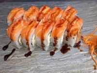 Teri lemon roll (10 unidades)