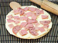 Pizza Carnes 22Cm