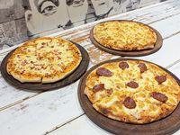 Promo - 3 pizzas a elección