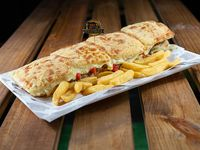 Sándwich de Girolamo de pollo