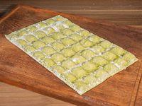 Ravioles de verdura - plancha 48 unidades