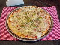 Pizza muzzarella premium
