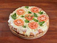 Pizzeta con capresse