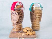 Vaso Galletas Chips de Chocolate x14 Unid.