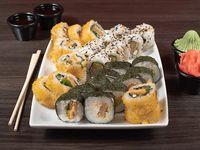 Combo 10 - 30 piezas de sushi a elección