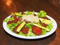 Vegging salad